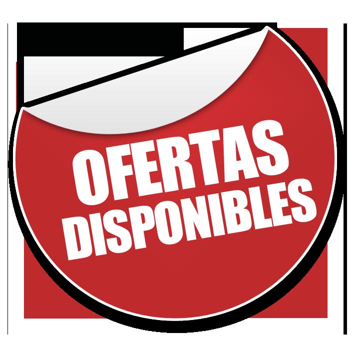 OFERTAS DISPONIBLES!!